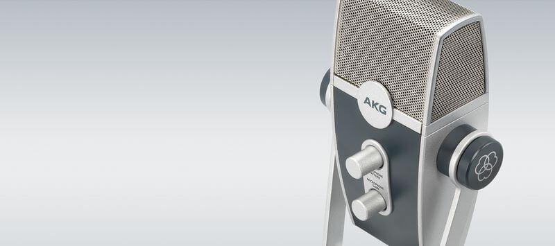 AKG Lyra - available from January