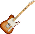 Fender LTD Player Plus Top Telecaster, Sienna Sunburst kép, fotó