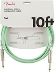 Fender Original Instrument Cable, 3m, Surf Green kép, fotó