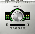 Universal Audio Apollo Twin USB for Windows hangkártya PC-re kép, fotó