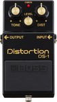 Boss DS-1-4A 40th Anniversary Limited Edition Distortion kép, fotó