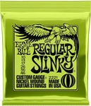 Ernie Ball 2221 Nickel Wound Regular Slinky 10-46 kép, fotó