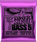 Ernie Ball 2821 Nickel Wound Power Slinky 5 Húr 50-135 kép, fotó