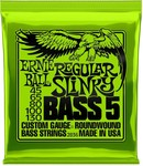 Ernie Ball 2836 Nickel Wound Regular Slinky 5 Húr 45-130 kép, fotó
