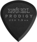 Ernie Ball Prodigy Black Mini pengetõ, 1.5 mm kép, fotó