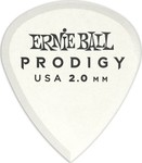 Ernie Ball Prodigy White Mini pengetõ, 2mm kép, fotó