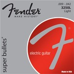 Fender 3250L Super Bullet Nickel Plated Steel, 009-042 kép, fotó