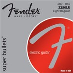 Fender 3250LR Super Bullet Nickel Plated Steel, 009-046 kép, fotó