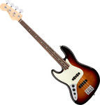 Fender American Pro Jazz Bass Left-Hand RW 3-Color Sunburst kép, fotó