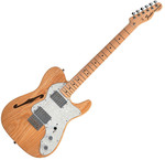 Fender Classic Series 72 Telecaster Thinline MN, Natural kép, fotó
