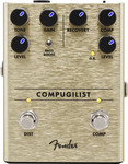 Fender Compugilist Compressor/Distortion kép, fotó