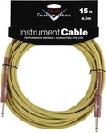 Fender Custom Shop Performance Series Cable, 4,5 m, Tweed kép, fotó