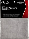 Fender Factory Microfiber Cloth, Gray kép, fotó