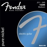 Fender Original 150M Pure Nickel Wound, Medium 011-049 MÁJUS 26-IG kép, fotó