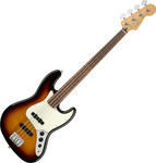 Fender Player Jazz Bass Fretless, PF, 3-Color Sunburst kép, fotó