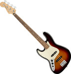 Fender Player Jazz Bass balkezes, PF, 3-Color Sunburst kép, fotó