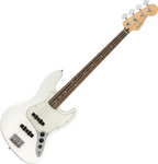 Fender Player Jazz Bass, PF, Polar White kép, fotó