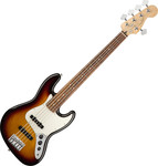 Fender Player Jazz Bass V, PF, 3-Color Sunburst kép, fotó