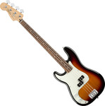 Fender Player Precision Bass balkezes, PF, 3-Color Sunburst kép, fotó