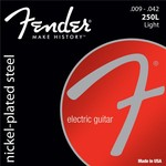 Fender Super 250L Nickel Plated Steel, 009-042 kép, fotó