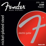 Fender Super 250R Nickel Plated Steel, 010-046 kép, fotó