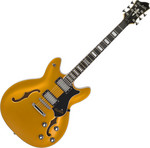 Hagstrom Viking, Gold Metallic kép, fotó