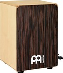 Meinl JBC6EY Ebony Bass Foot Switch Cajon, Ebony kép, fotó