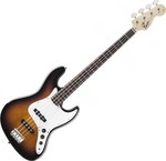 Squier Affinity Jazz Bass LR, Brown Sunburst kép, fotó