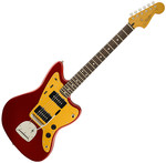 Squier Deluxe Jazzmaster tremolo, RW, Candy Apple Red kép, fotó