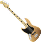 Squier Vintage Modified Jazz Bass 70s balkezes MN, Natural kép, fotó