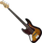 Squier Vintage Modified Jazz Bass balkezes, 3-Color Sunburst kép, fotó