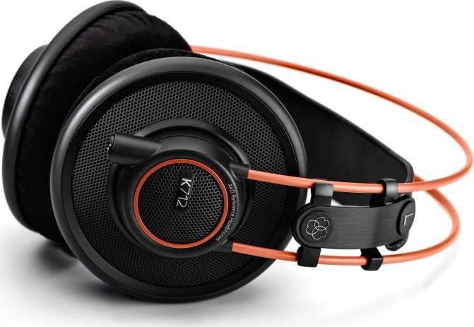 AKG K712PRO fejhallgató. Nyitott professzionális referencia  stúdiófejhallgató. 8566125e6b