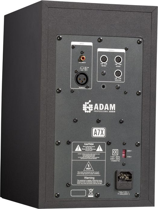 Adam Audio A7X stúdió monitor