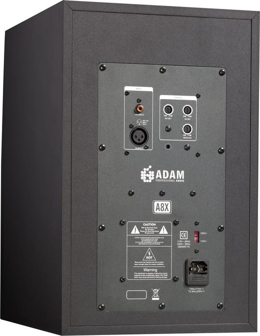 Adam Audio A8X stúdió monitor