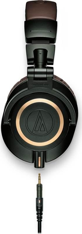Audio-Technica ATH-M50x DG fejhallgató. Professzionális monitor fejhallgató  ... 64b8e37899