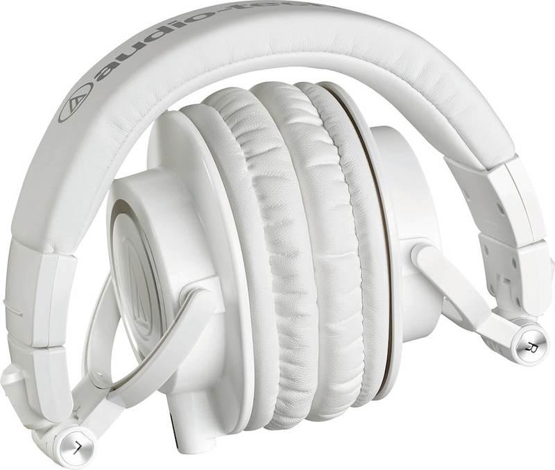 Audio-Technica ATH-M50x WH fejhallgató  1588d15952