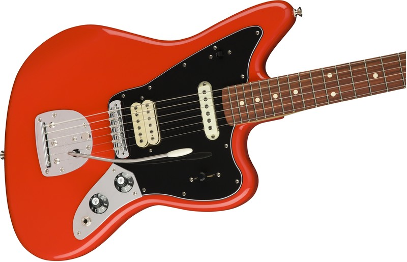 Fender Player Jaguar, PF, Sonic Red