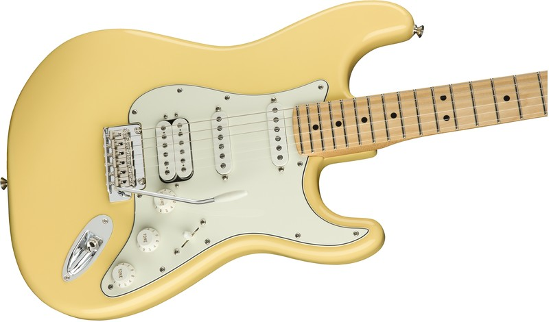 Fender Player Stratocaster HSS, MN, Buttercream
