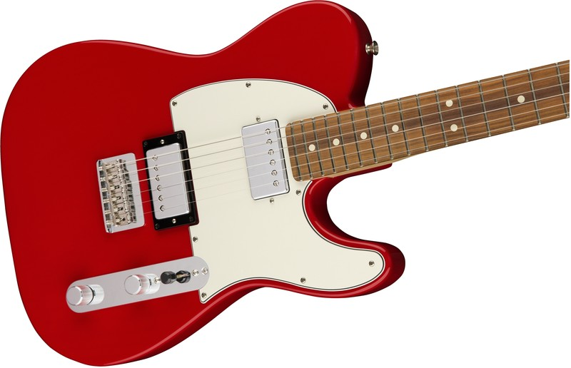 Fender Player Telecaster HH, PF, Sonic Red