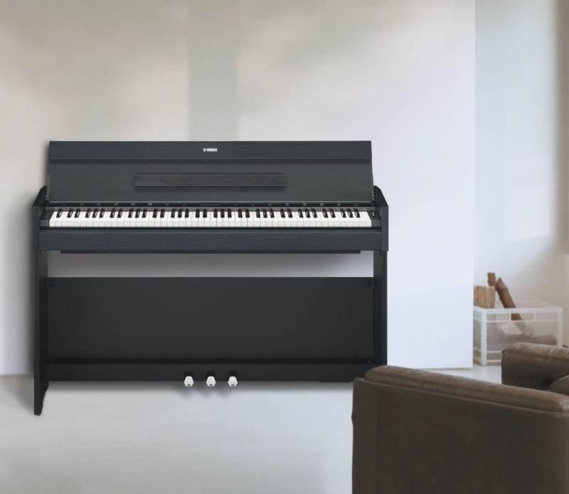 yamaha ydp s52b arius digitlis zongora digitlis zongora. Black Bedroom Furniture Sets. Home Design Ideas