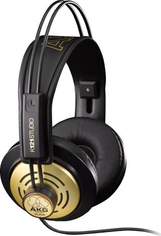 AKG K121 Studio fejhallgató. Félnyitott professzionális fejhallgató ... be5ca12597