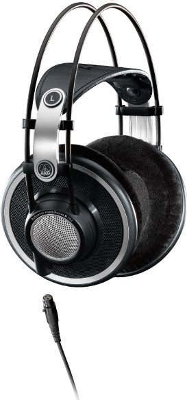 AKG K702 fejhallgató. Nyitott professzionális referencia monitorfejhallgató. 11bef97f06