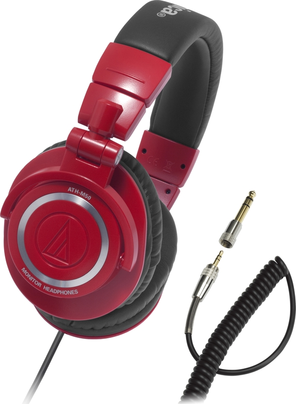 Audio-Technica ATH-M50RD fejhallgató. Professzionális stúdió monitor ... b201171966