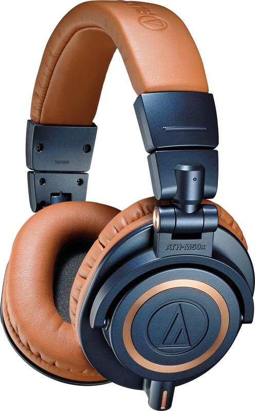 Audio-Technica ATH-M50x BL fejhallgató  5dec09fcc7