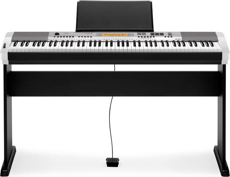 Casio CDP-230 SR digitális zongora + állvány