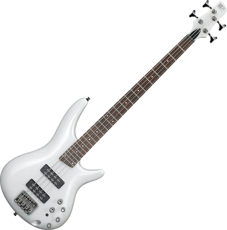 Ibanez SR-300E PW basszusgitár