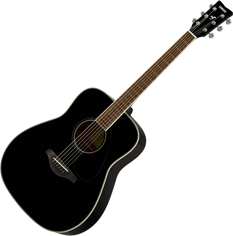 Yamaha FG820 Black akusztikus gitár
