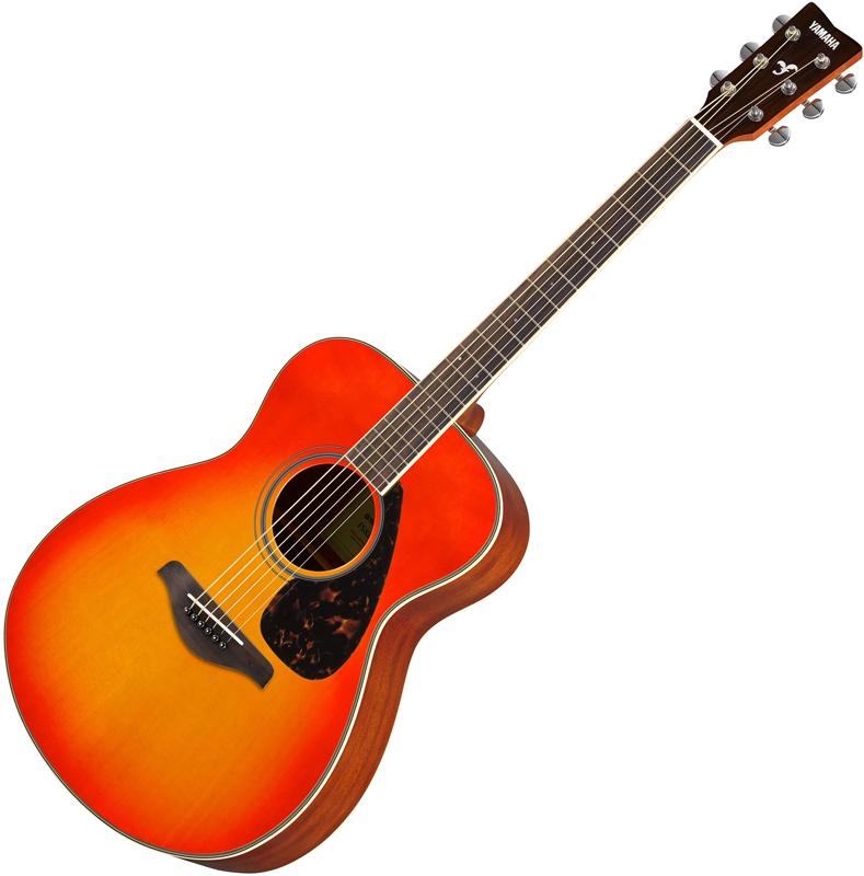 Yamaha FS820 Autumn Burst akusztikus gitár