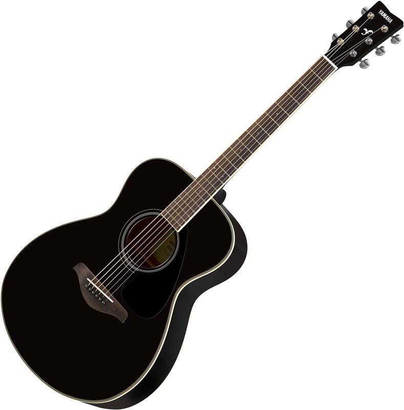 Yamaha FS820 Black akusztikus gitár