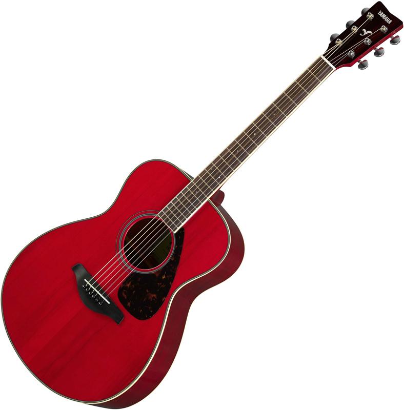 Yamaha FS820 Ruby Red akusztikus gitár
